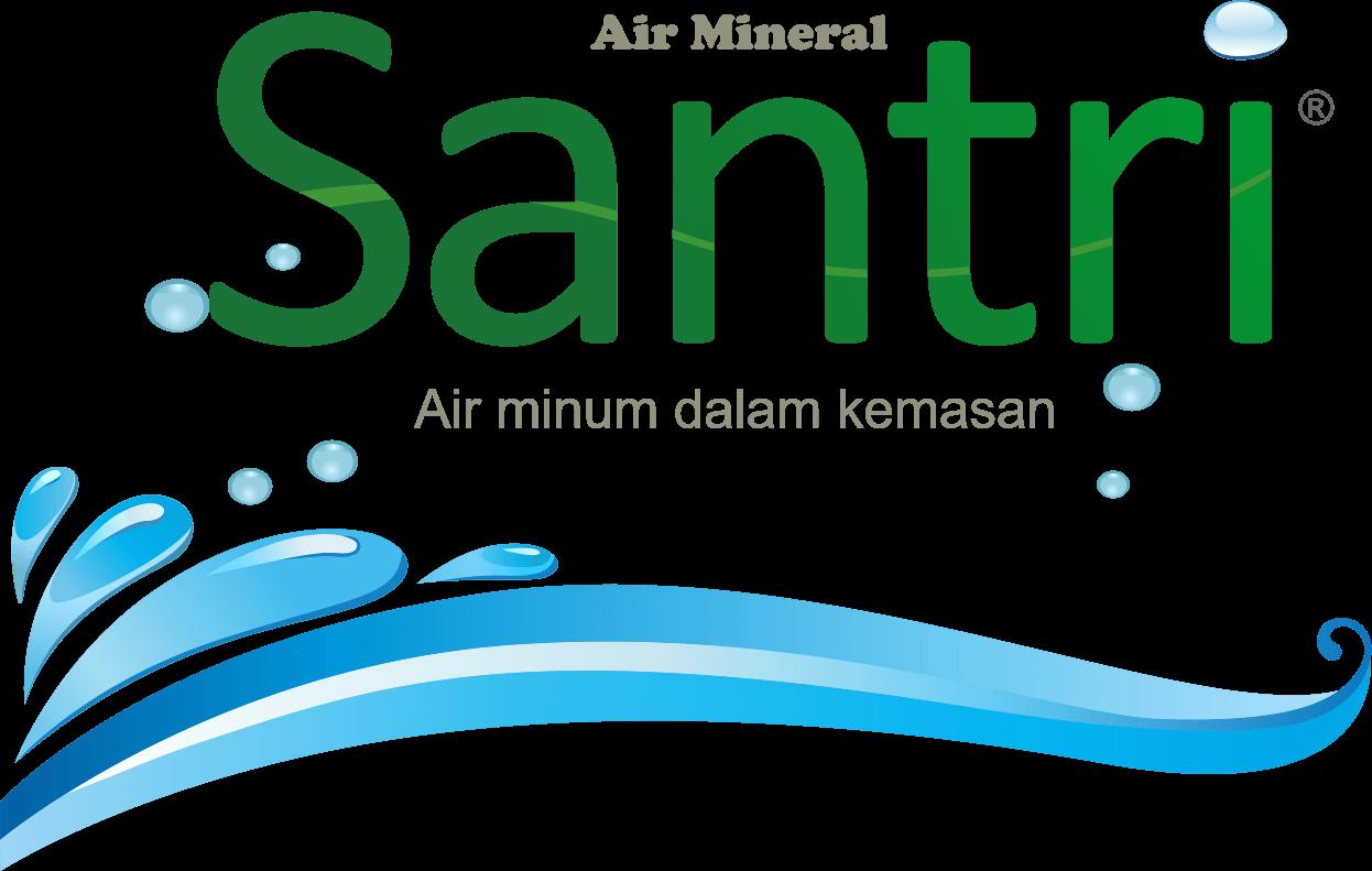 Air Mineral Santri